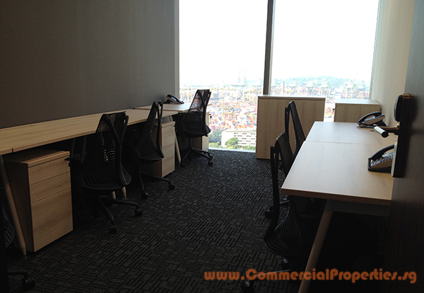 Serviced Office Space Singapore | Ready To Start Operation Anytime |