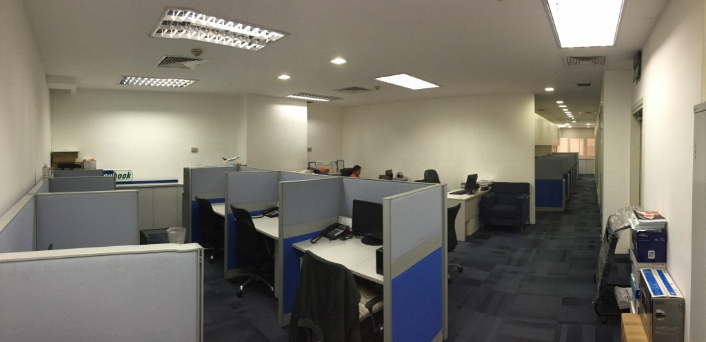 Fitted Office For Rent At Malacca Centre
