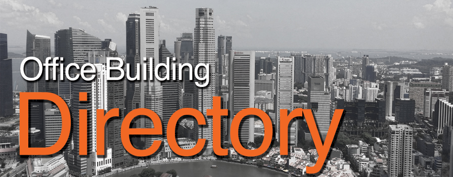 Singapore Office Building Directory