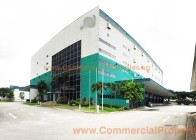 4 storey Industrial Building For Rent At TUas