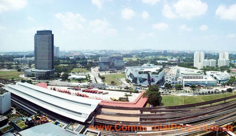 West Gate Leasing >> Westgate Tower Singapore| Office For Rent @ Jurong East
